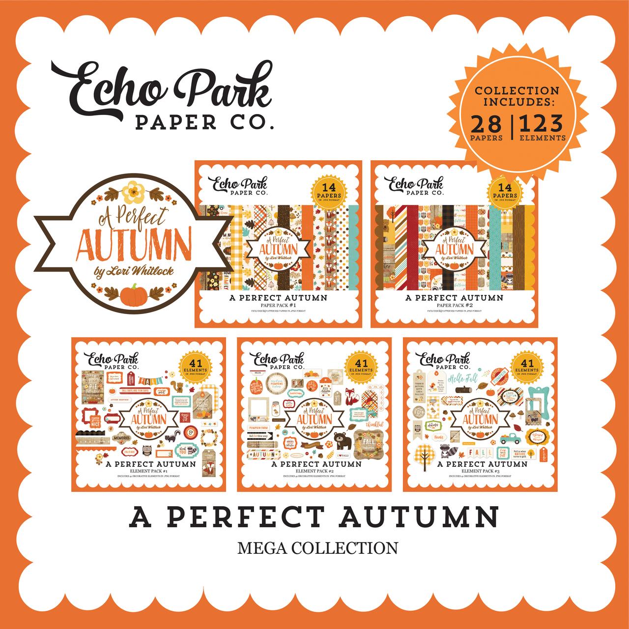 A Perfect Autumn Mega Collection