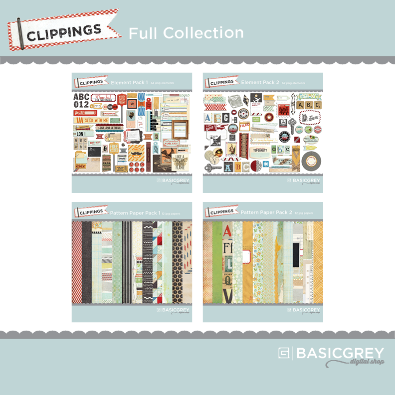 Clippings Full Collection