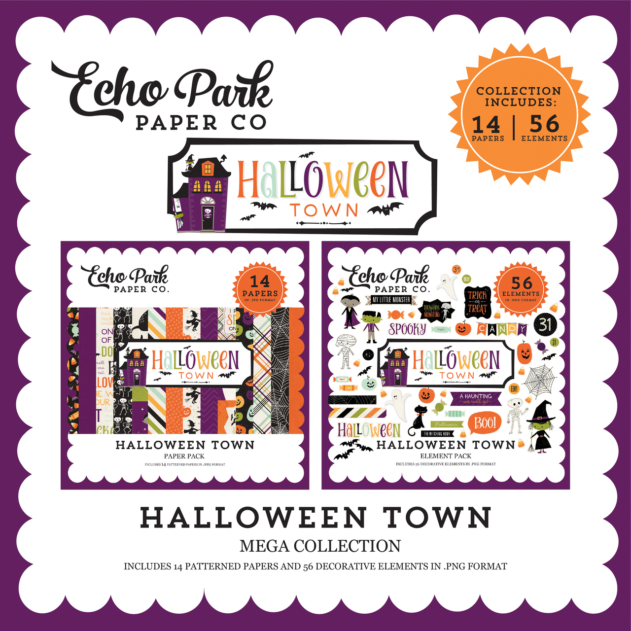 Halloween Town Mega Collection