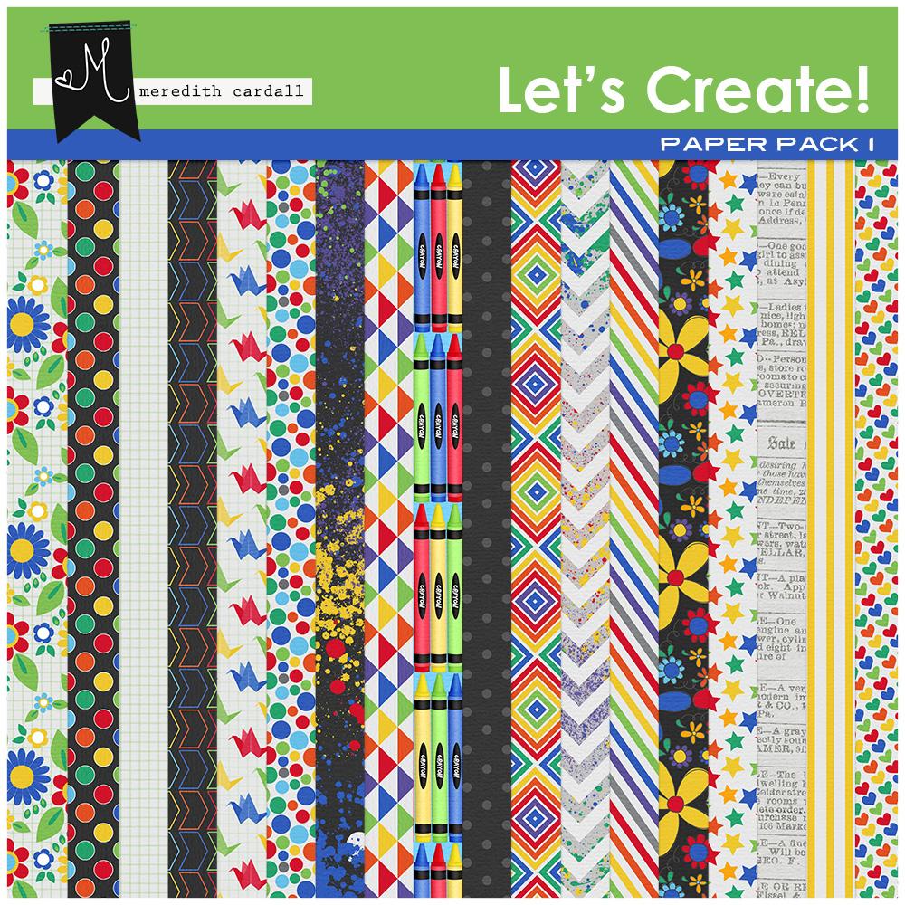 Let's Create Kit