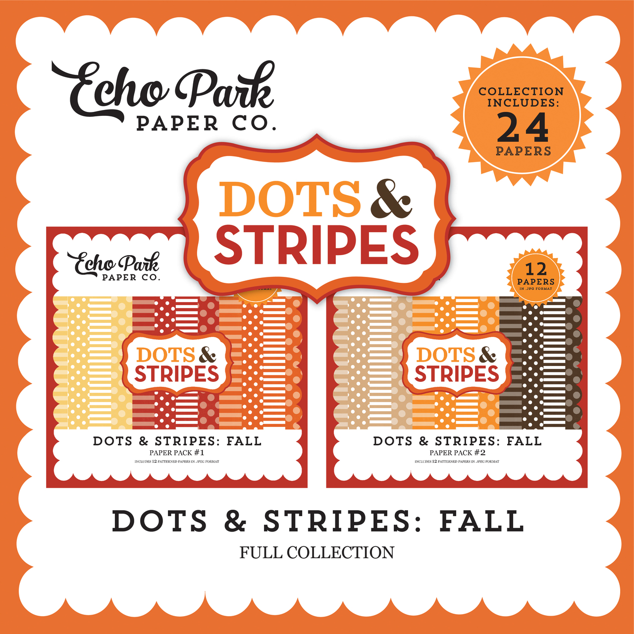 Dots & Stripes: Fall Full Collection