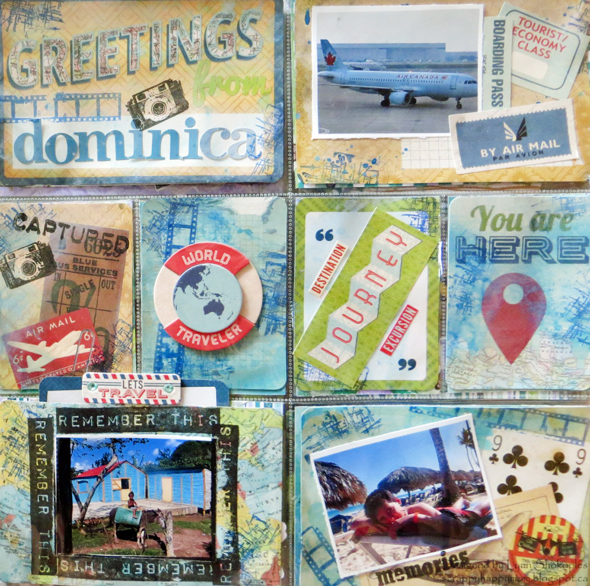 Layout by Lynn Shokoples.