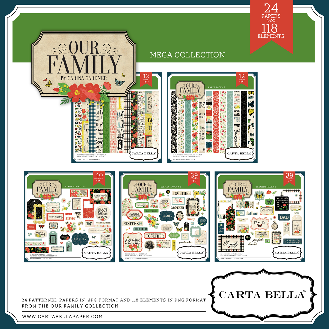 Our Family Mega Collection