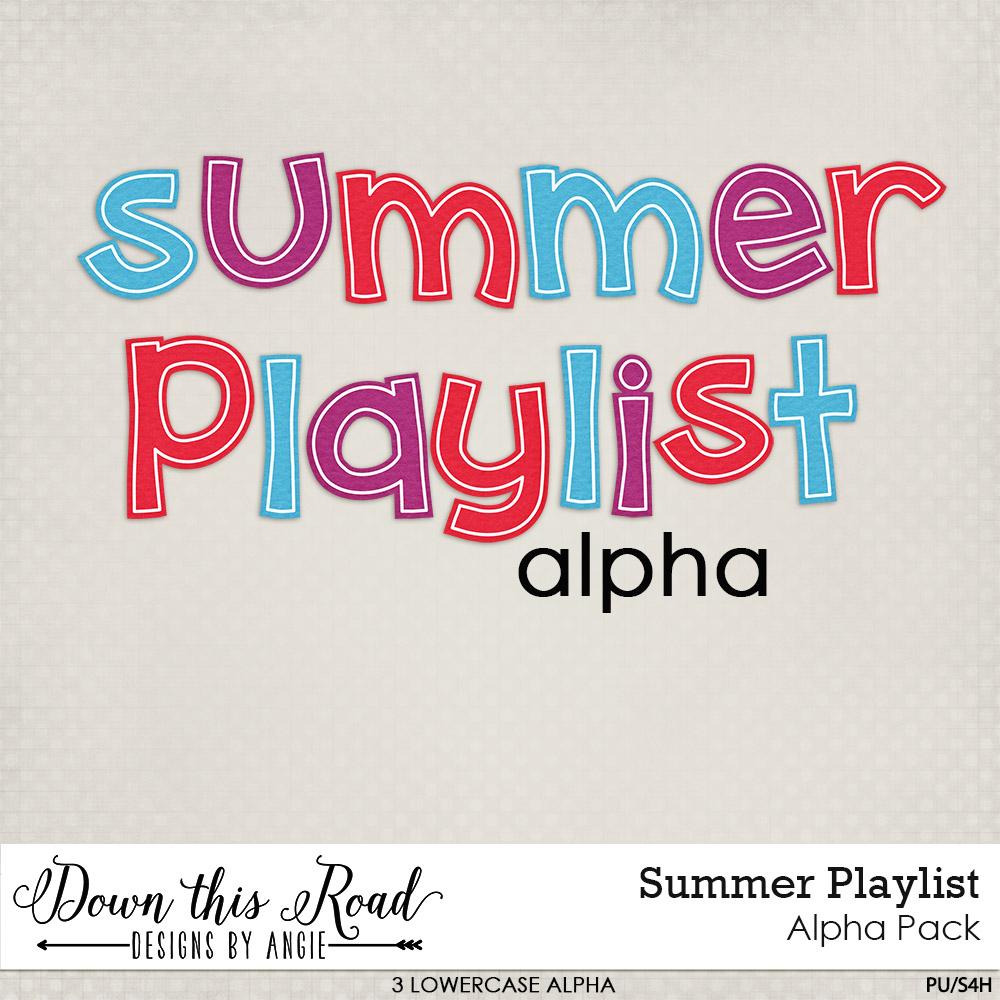 Summer Playlist Alpha
