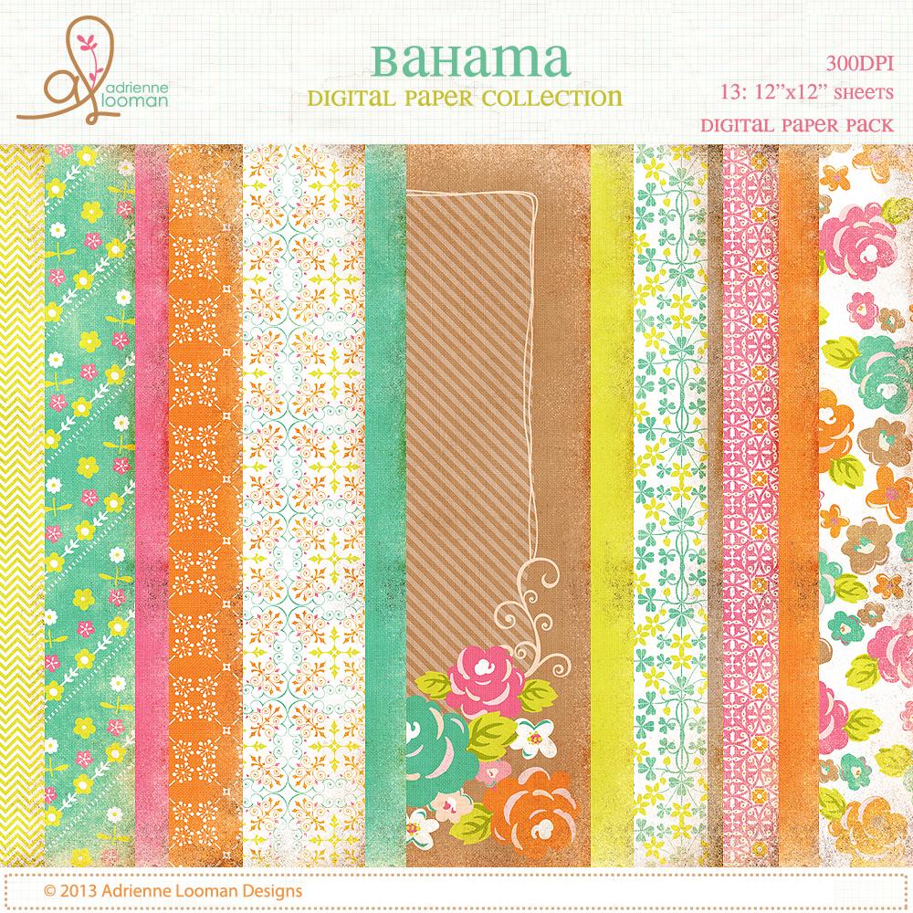 Paper Pack Bahama
