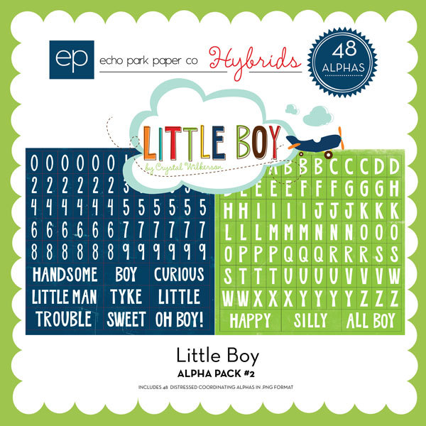 Little Boy Full Collection