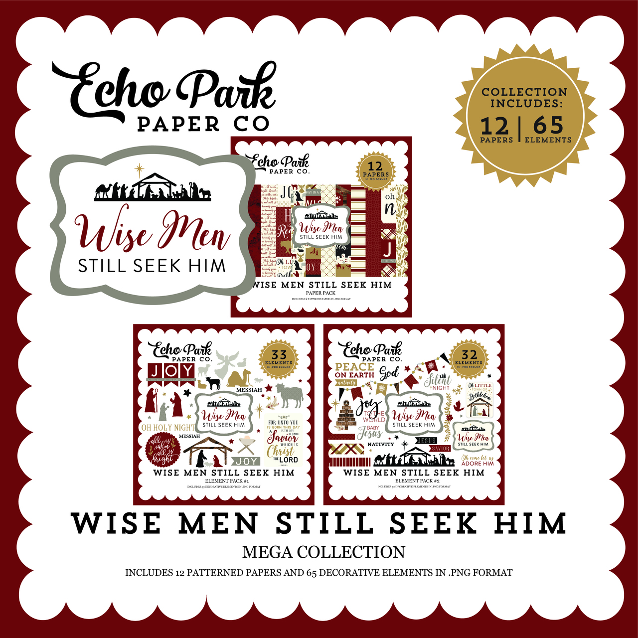 Wise Men Still Seek Him Mega Collection