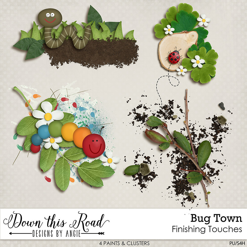 Bug Town Collection