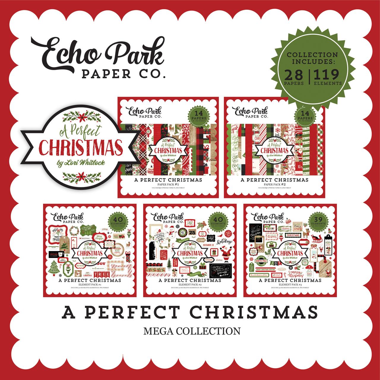 A Perfect Christmas Mega Collection