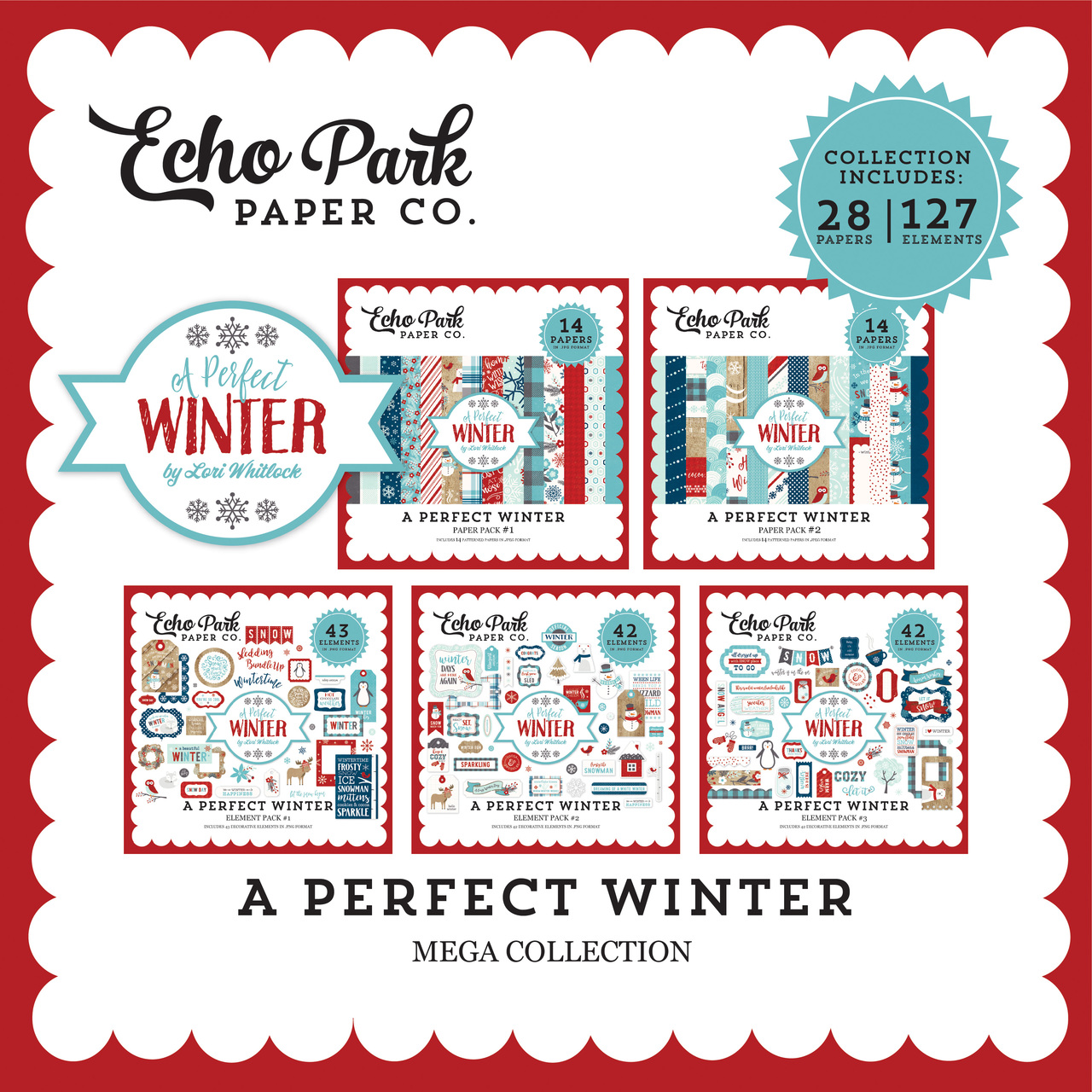 A Perfect Winter Mega Collection