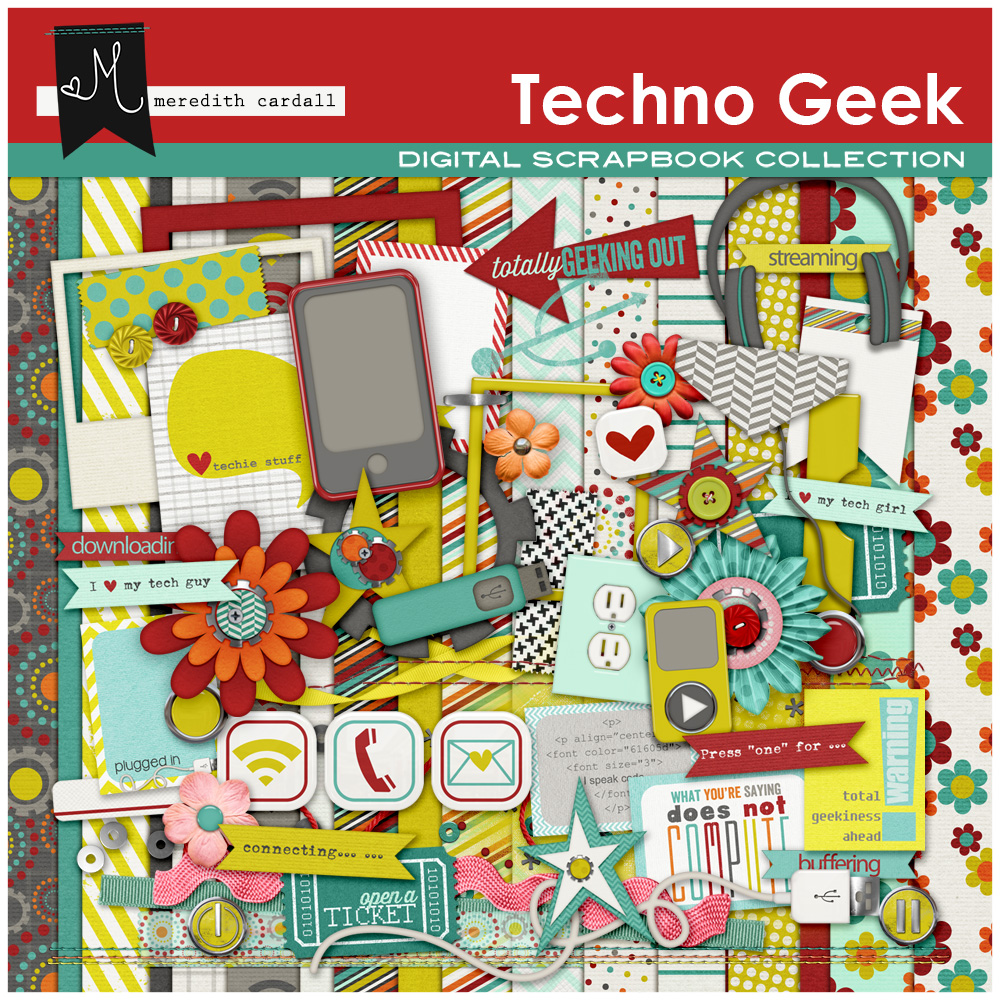 From The Vault: Techno Geek