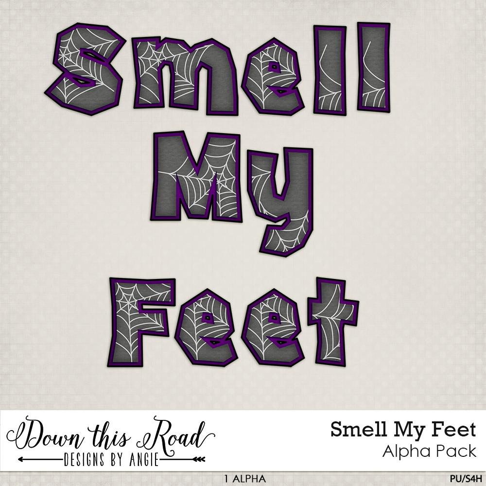 Smell My Feet Alpha Pack