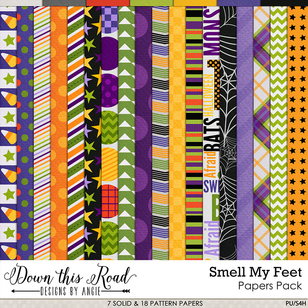 Smell My Feet
