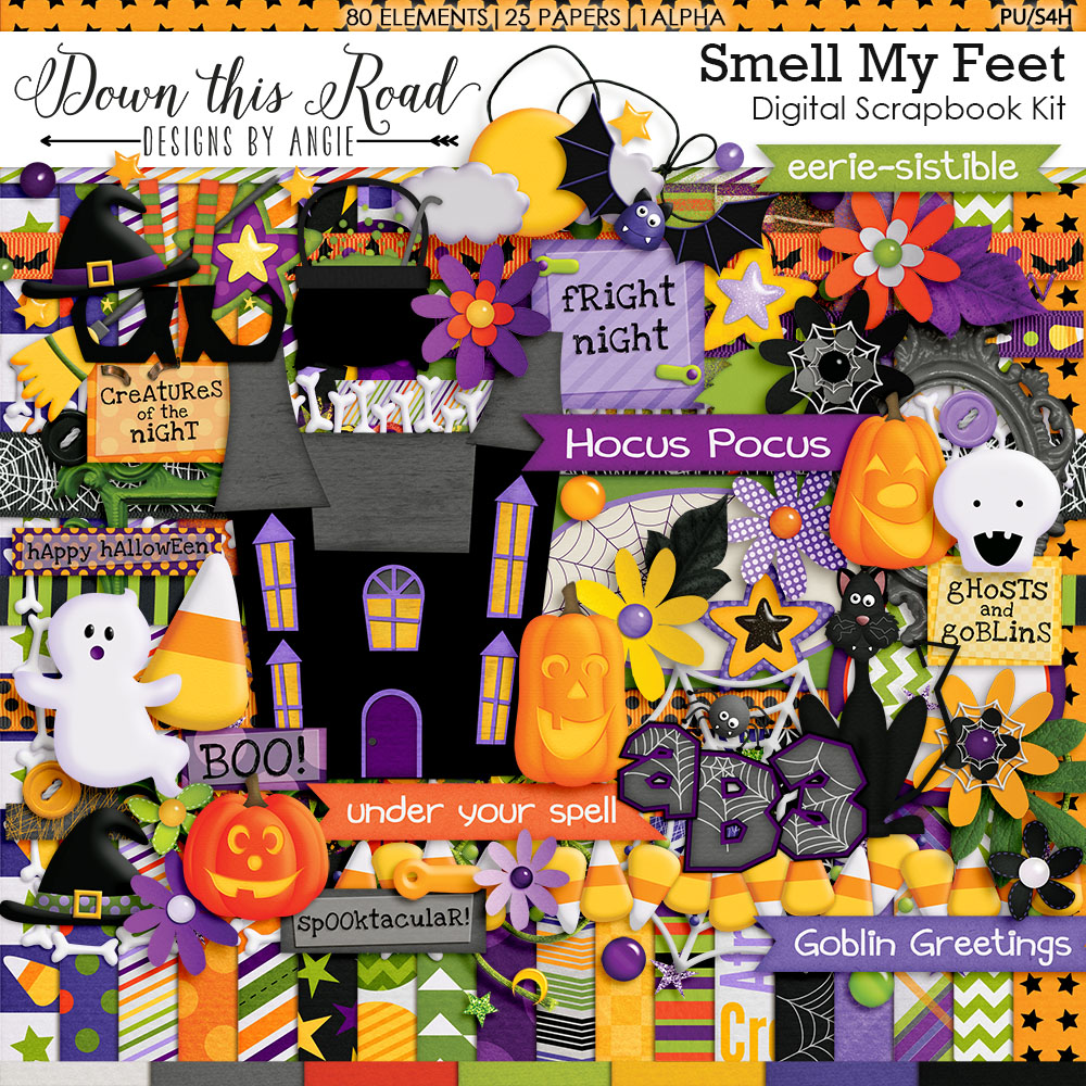 Smell My Feet Collection