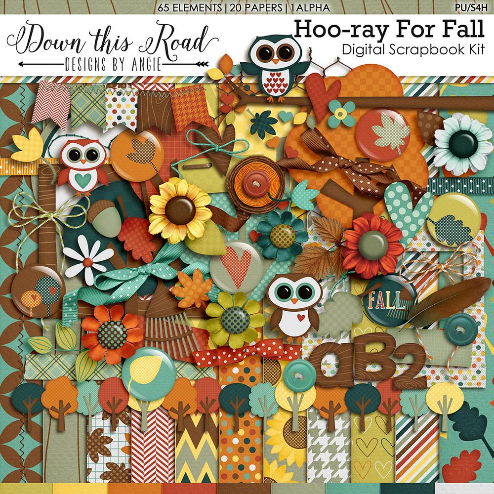 Hoo-ray For Fall