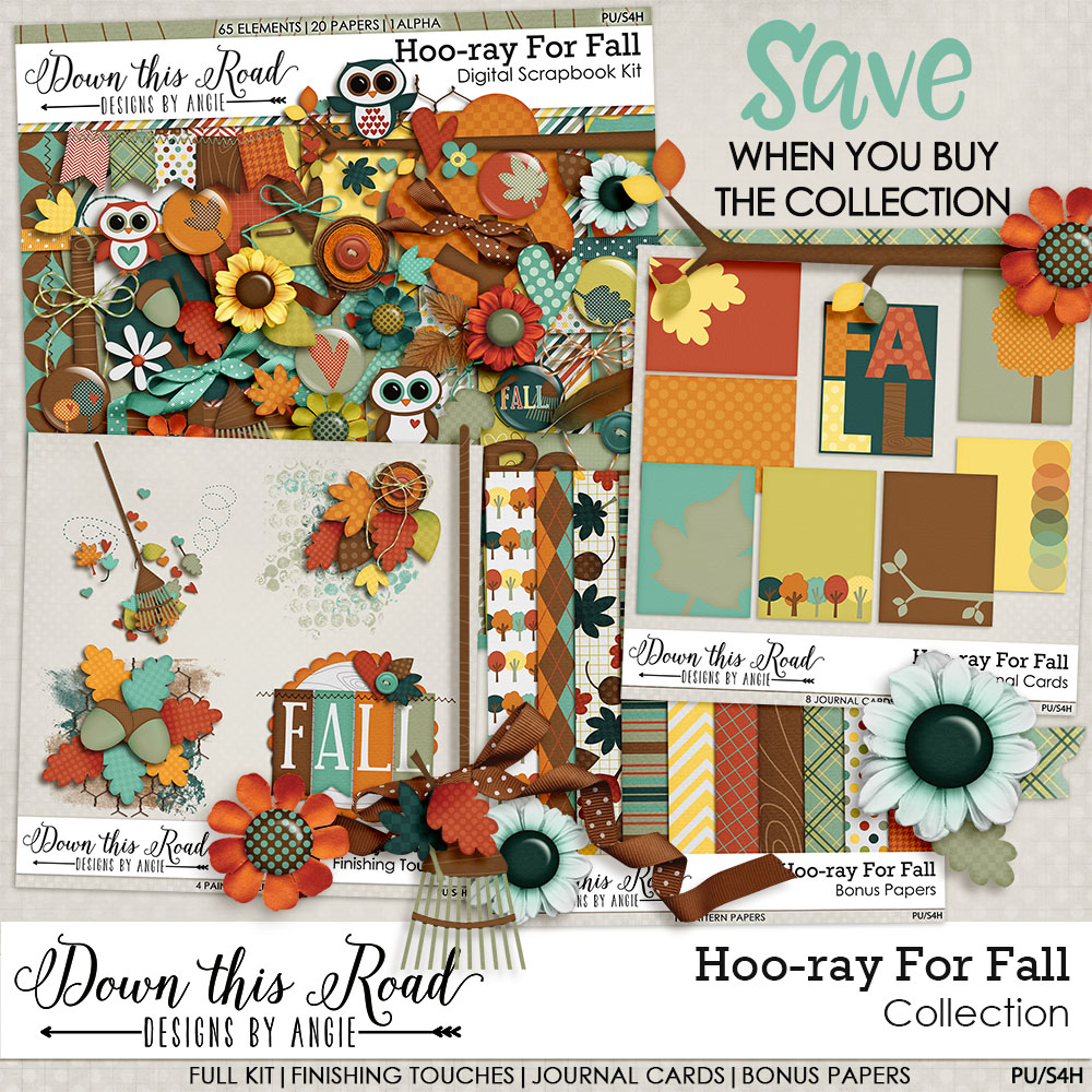 Hoo-ray For Fall Collection