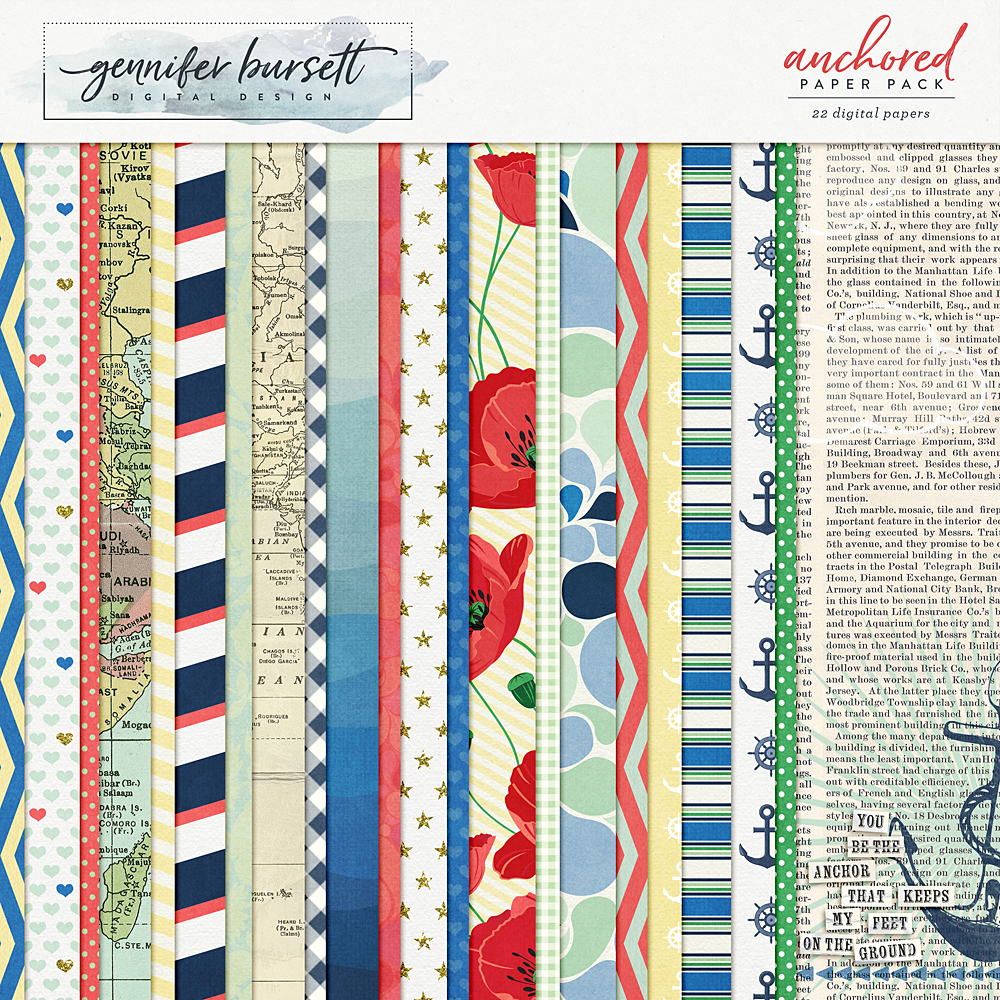 Anchored | Papers