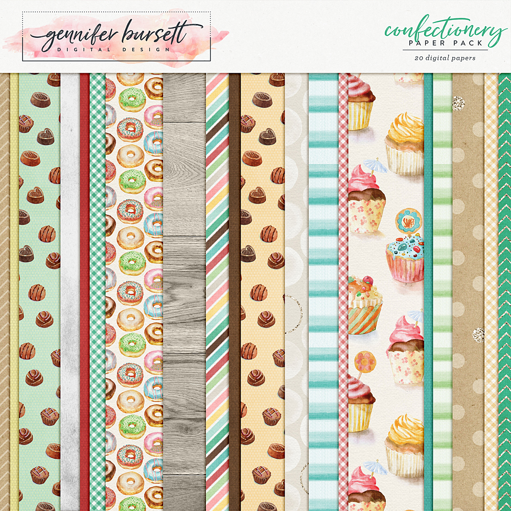 Confectionery | Papers