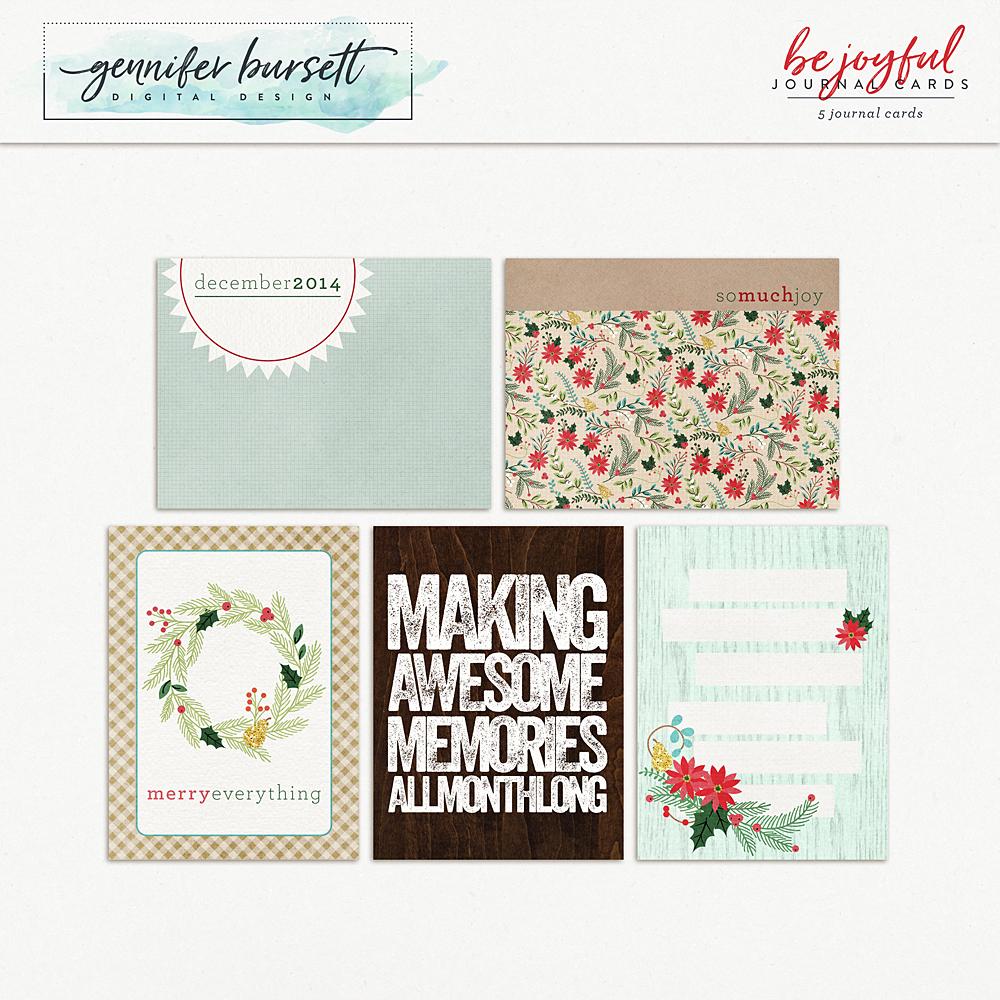 Be Joyful | Cards