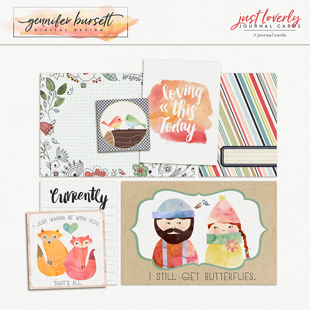 Just Loverly | Cards