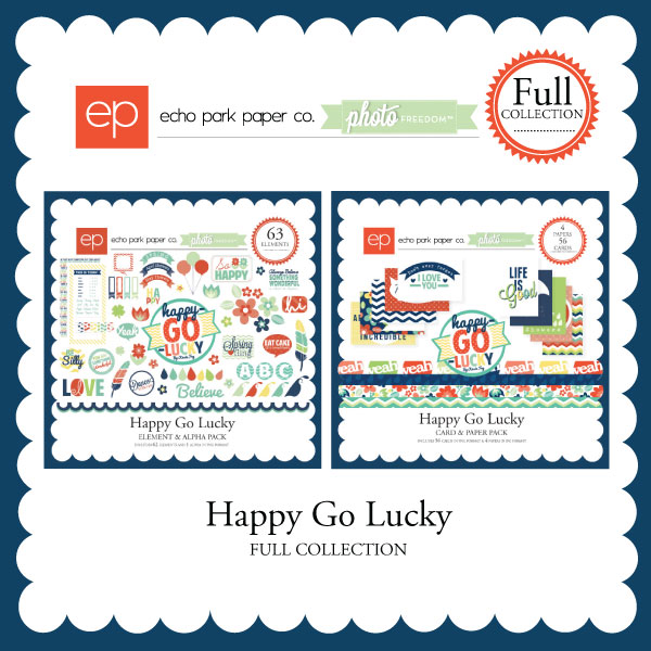 Photo Freedom Happy Go Lucky Full Collection