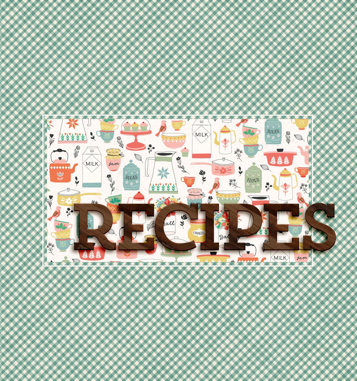 Let's Eat | Recipe Album