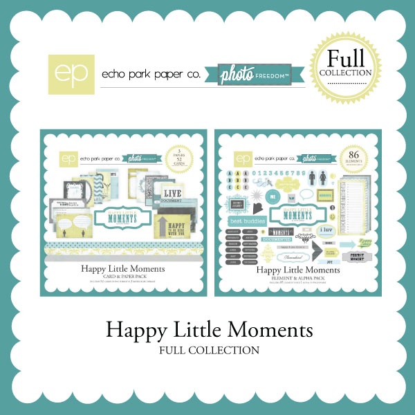 Photo Freedom Happy Little Moments Full Collection