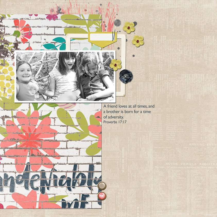 Undeniably Me | Papers