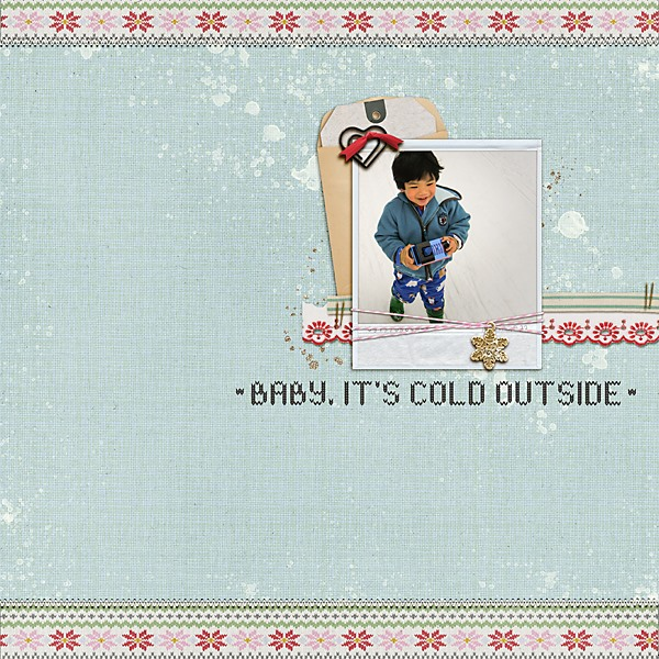 Baby, It's Cold Outside | Papers
