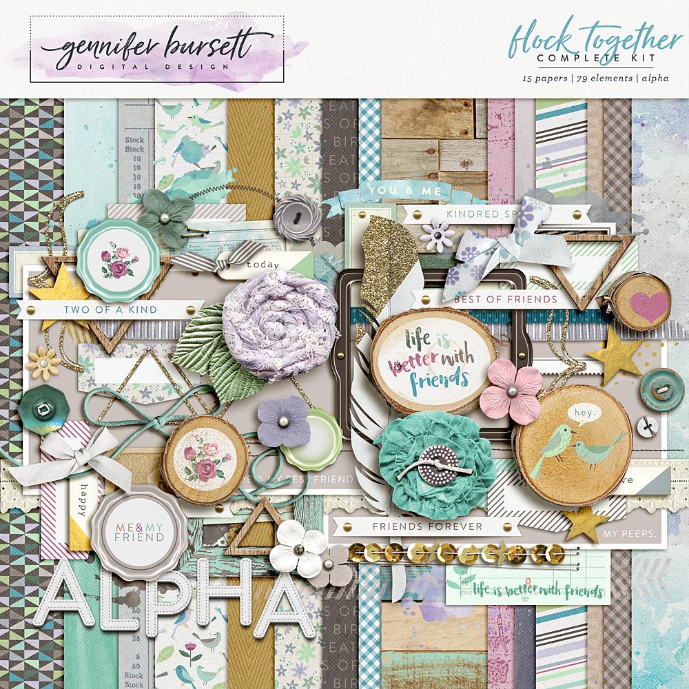 Flock Together | Cards