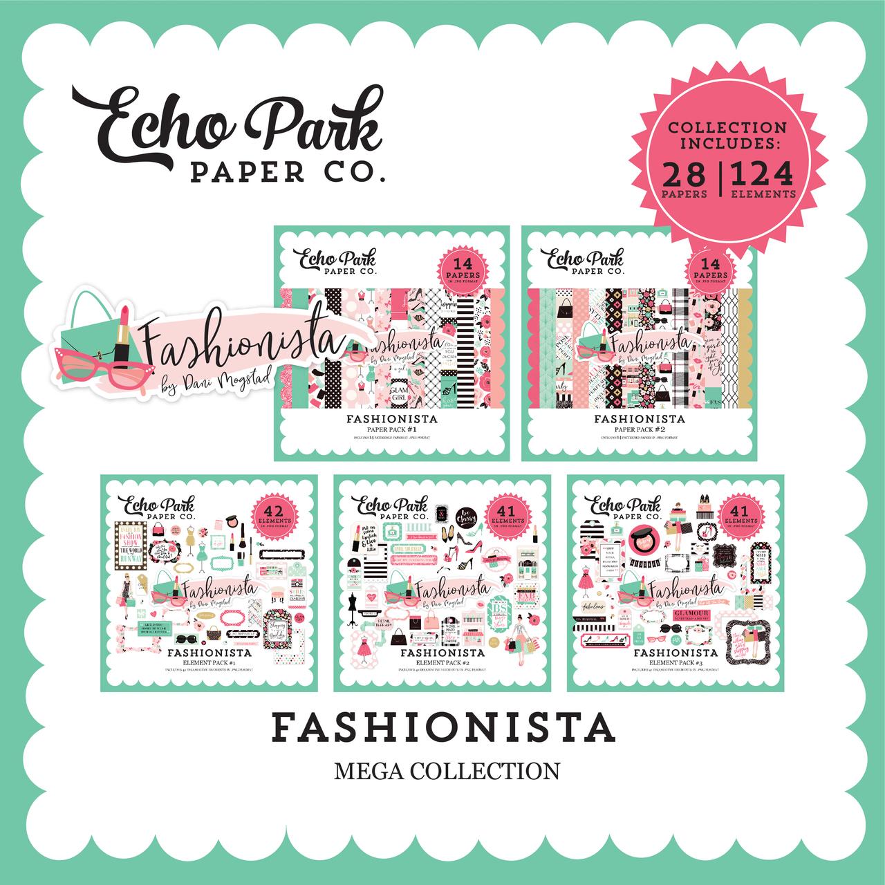 Fashionista Mega Collection