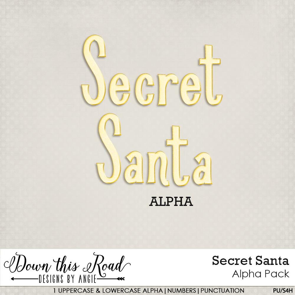 Secret Santa Alpha Pack