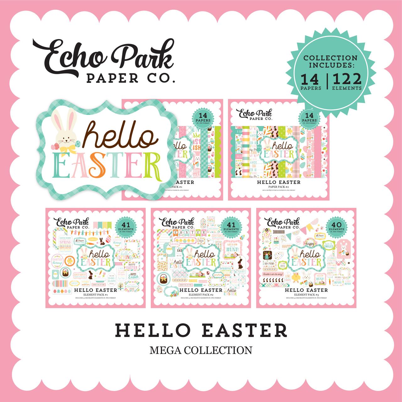 Hello Easter Mega Collection