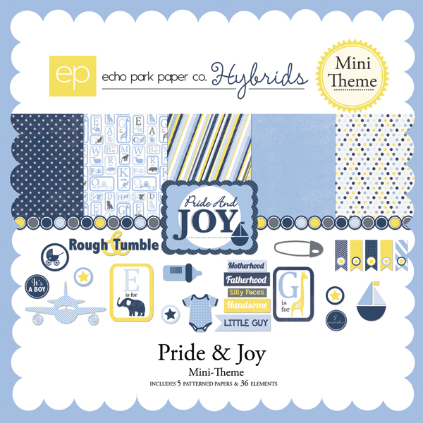 Pride & Joy Mini-Theme