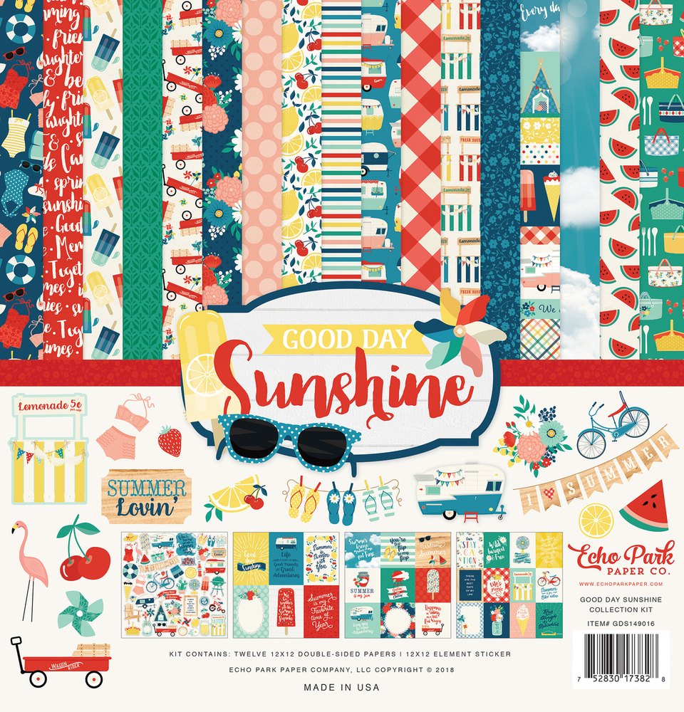 Good Day Sunshine Collection Kit