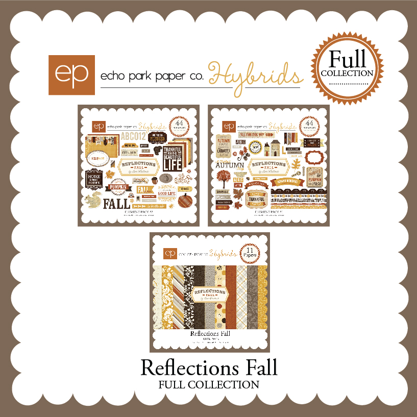 Reflections Fall Full Collection