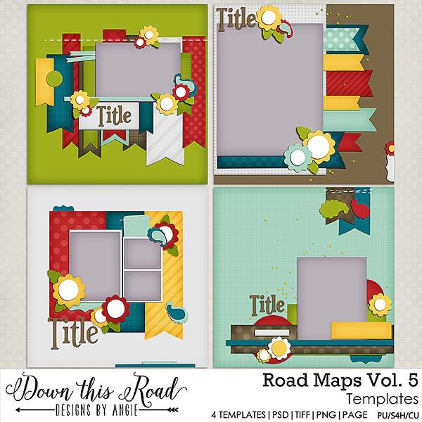 Road Maps Vol. 5