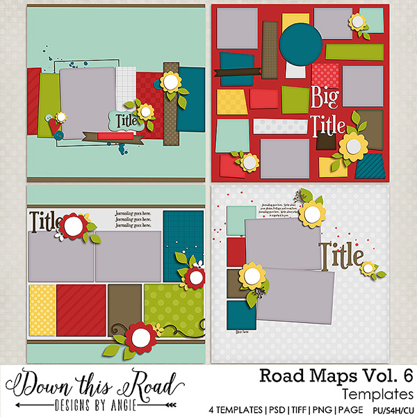 Road Maps Vol. 6