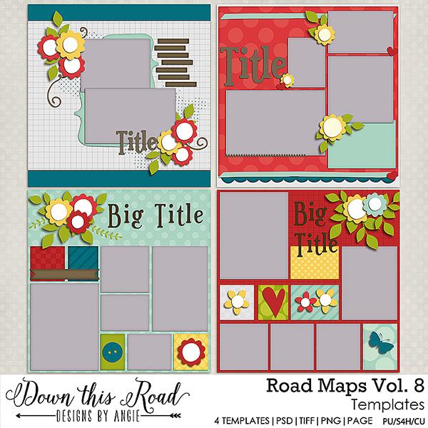 Road Maps Vol. 8