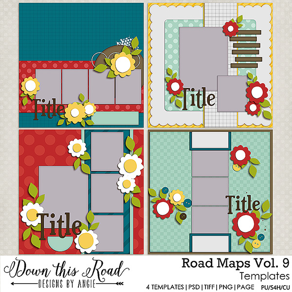 Road Maps Vol. 9