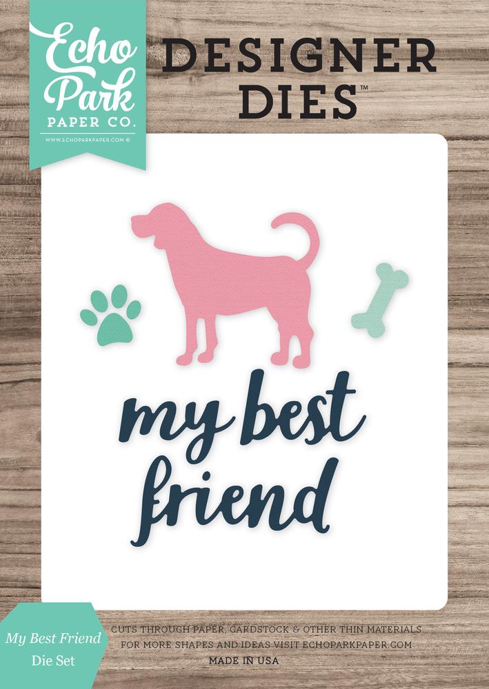 My Best Friend Die Set