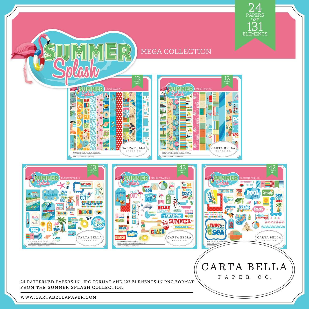 Summer Splash Mega Collection