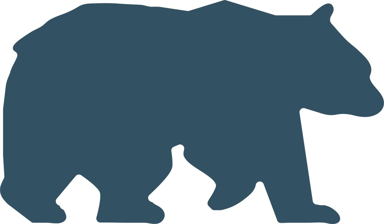 Bear SVG Cut File