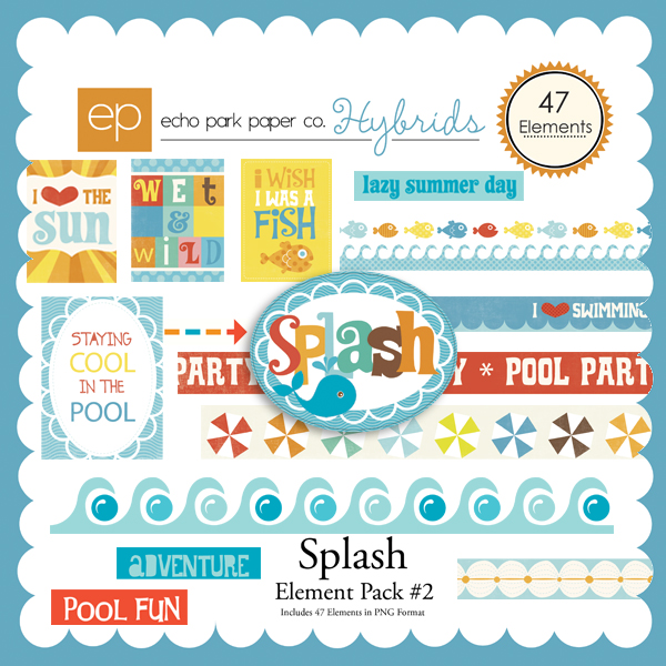 Splash Element Pack 2