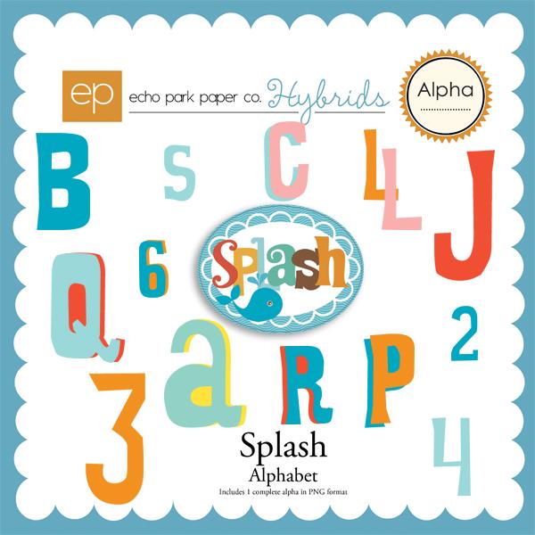 Splash Full Collection