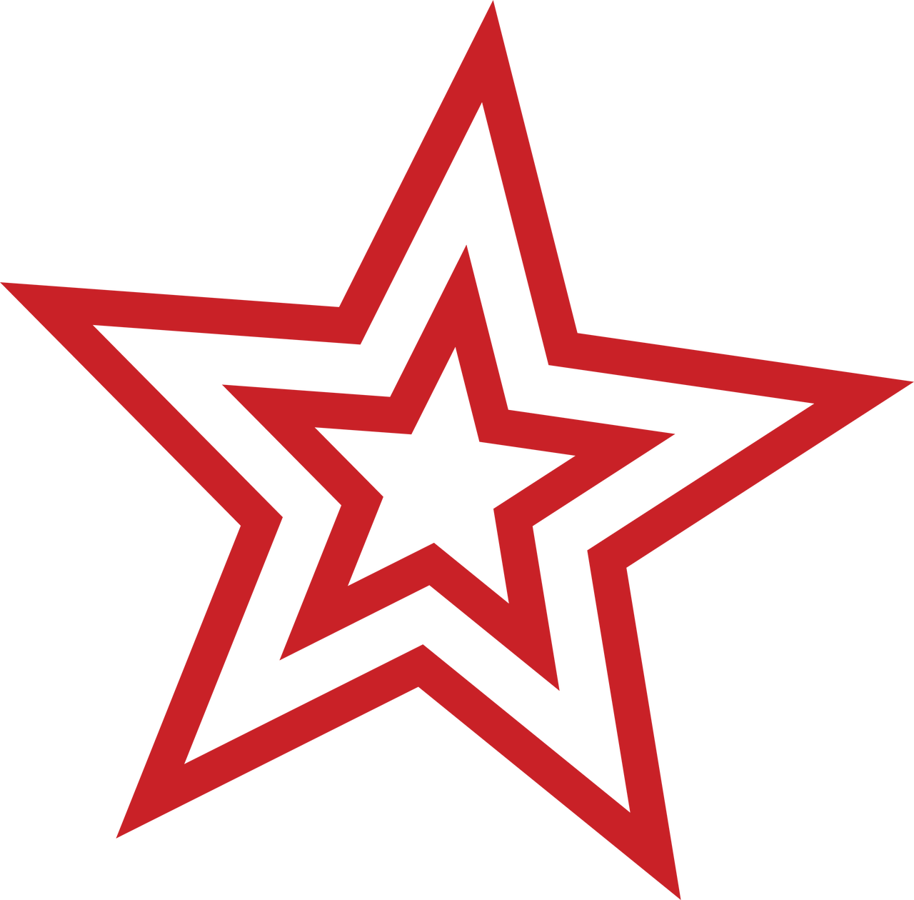 Star SVG Cut File