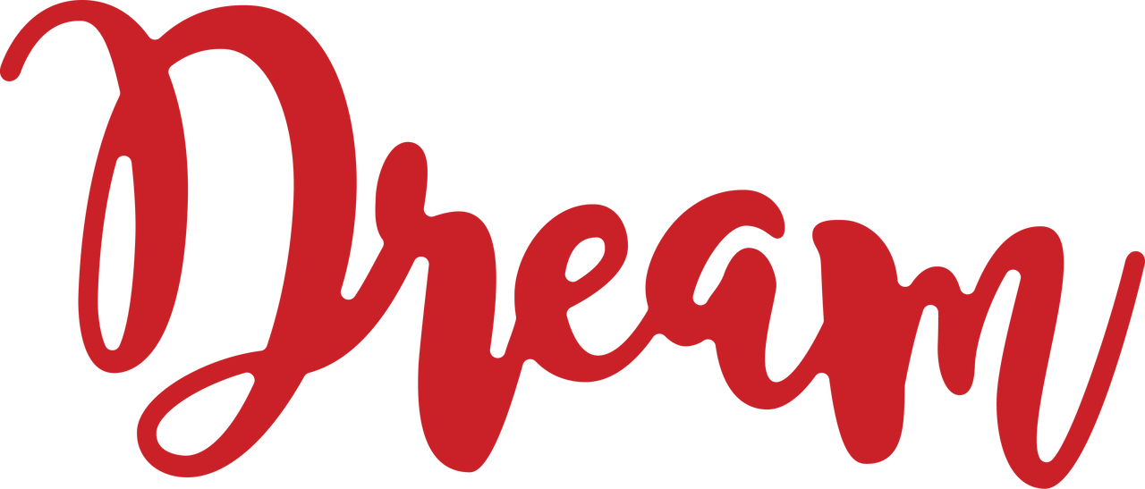 Dream #2 SVG Cut File