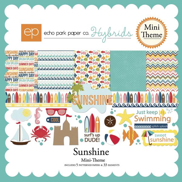 Sunshine Mini-Theme
