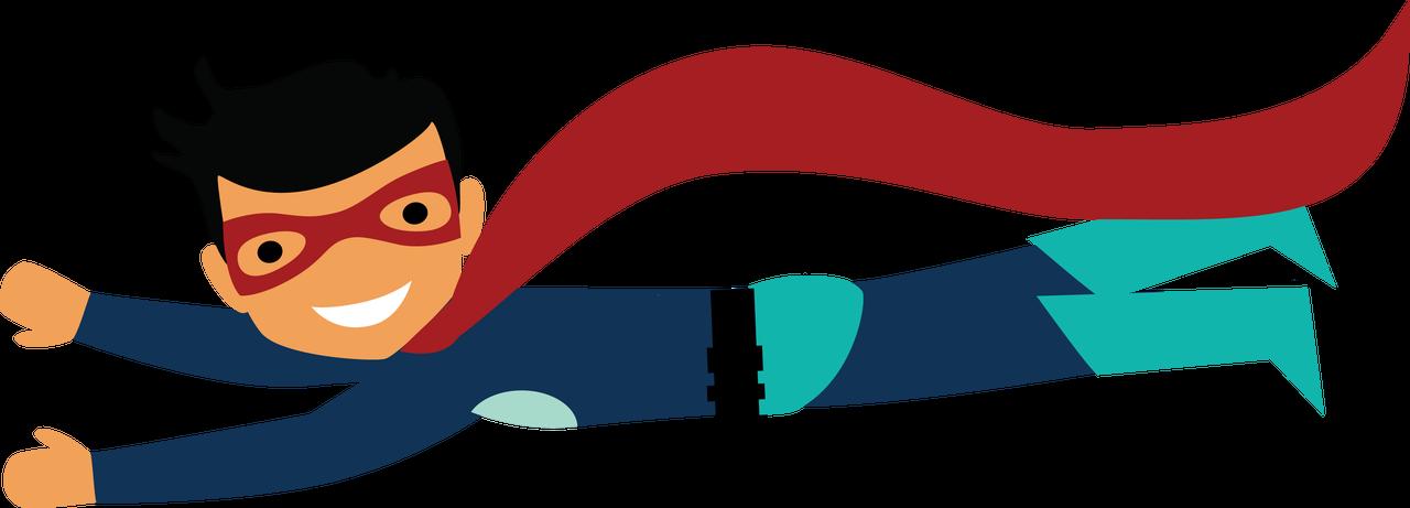 Super Boy SVG Cut File