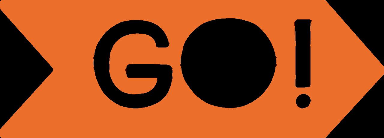 Go! Arrow SVG Cut File